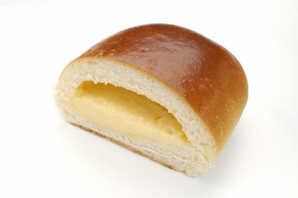 朝獲れ卵のクリームパン